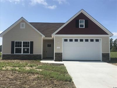 Conway Single Family Home Active-Pend. Cntgt. On Financi: Hwy 548 Lot 67