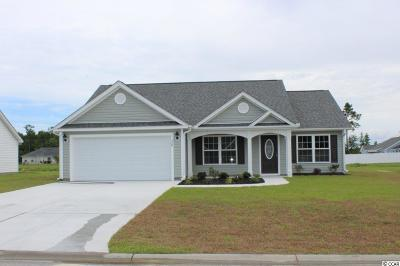 Conway Single Family Home For Sale: Tbb8 Copperwood Loop