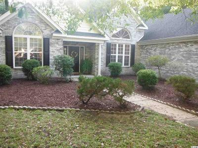 Pawleys Island Single Family Home For Sale: 119 Raintree Lane
