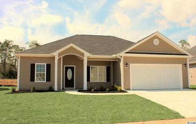 Conway Single Family Home For Sale: Tbb9 Copperwood Loop