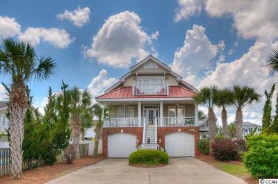 North Myrtle Beach Single Family Home For Sale: 305 N 63rd Ave