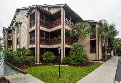 Myrtle Beach SC Condo/Townhouse For Sale: $112,500