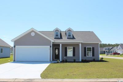 Conway Single Family Home For Sale: Tbb10 Copperwood Loop