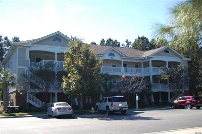 North Myrtle Beach Condo/Townhouse For Sale: 5825 Catalina Drive #1233