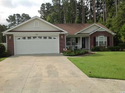 Conway Single Family Home For Sale: 1509 Bramber Place