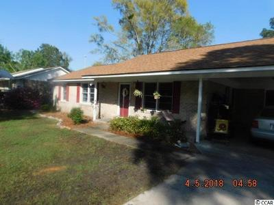 Single Family Home For Sale: 608 Rusty Rd