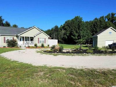 Loris Single Family Home For Sale: 150 Dale Glen Lane