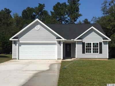 Galivants Ferry SC Single Family Home Active-Pend. Cntgt. On Financi: $139,900