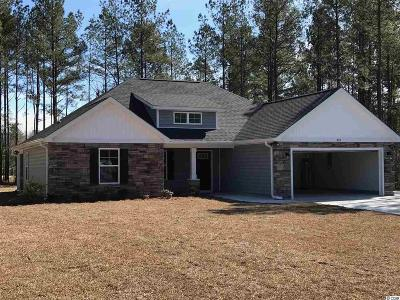 Galivants Ferry SC Single Family Home Active-Pend. Cntgt. On Financi: $176,200
