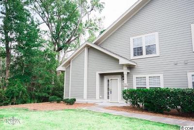 North Myrtle Beach Condo/Townhouse For Sale: 1545 Spinnaker Dr. #1C