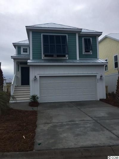 Murrells Inlet Single Family Home Active-Pend. Cntgt. On Financi: 256 Splendor Circle