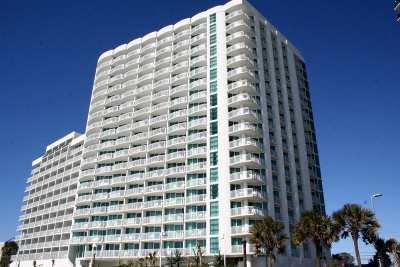 Myrtle Beach Condo/Townhouse For Sale: 201 S Ocean Blvd #1611 #1611