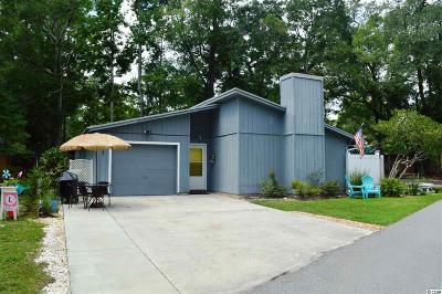 Little River SC Single Family Home Active-Pend. Cntgt. On Financi: $159,000