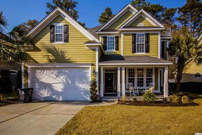 Murrells Inlet Single Family Home For Sale: 8 Vintners Lane