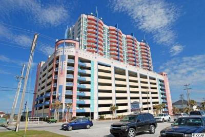 North Myrtle Beach Condo/Townhouse For Sale: 3601 N Ocean Blvd #1232