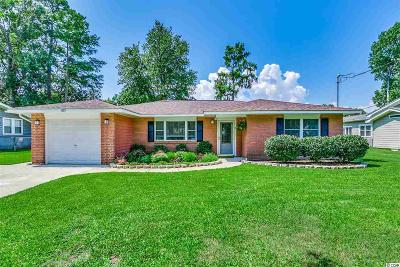 Myrtle Beach Single Family Home For Sale: 825 44th Ave N.