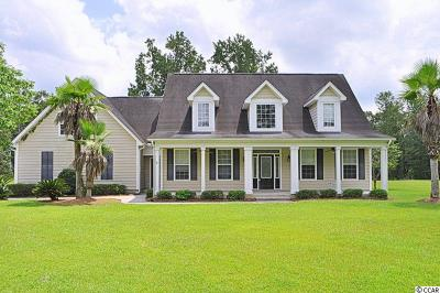 Myrtle Beach Single Family Home For Sale: 113 Ascot Drive