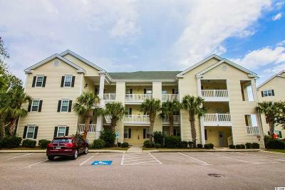 North Myrtle Beach Condo/Townhouse For Sale: 601 N Hillside Drive #4023