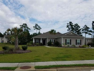 Myrtle Beach Single Family Home For Sale: 265 Marsh Tacky Loop