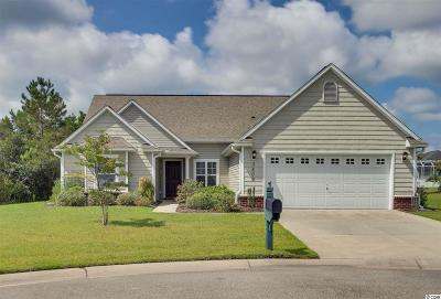 North Myrtle Beach Single Family Home For Sale: 3809 Seedling Court