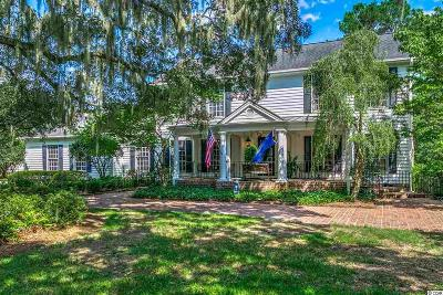 Pawleys Island Single Family Home Active-Pend. Cntgt. On Financi: 356 Rossdhu Lane
