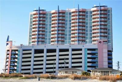 North Myrtle Beach Condo/Townhouse For Sale: 3601 N Ocean Boulevard #1133