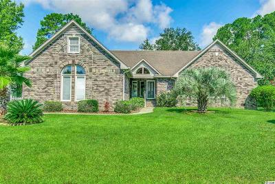 Myrtle Beach Single Family Home For Sale: 522 Saluda River Road