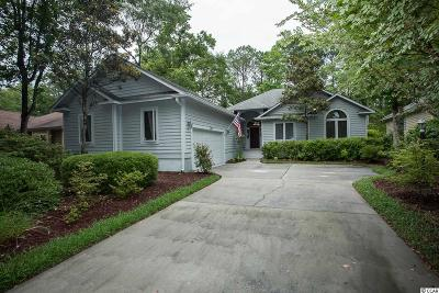North Myrtle Beach Single Family Home For Sale: 1793 Spinnaker Drive