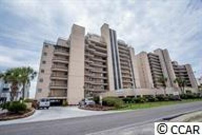 Garden City Beach Condo/Townhouse For Sale: 1690 N Waccamaw Dr Unit #906