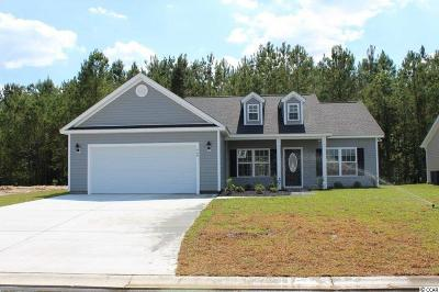 Conway Single Family Home For Sale: Tbb11 Copperwood Loop