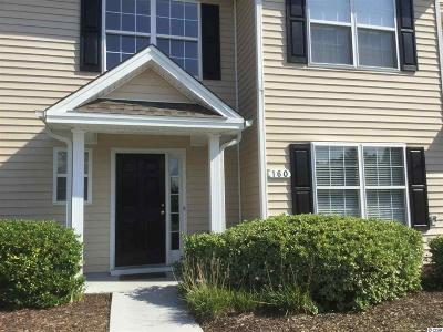 Murrells Inlet Condo/Townhouse For Sale: 160 Madrid Drive #160