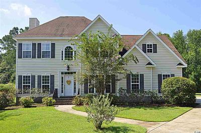 Myrtle Beach SC Single Family Home For Sale: $374,990