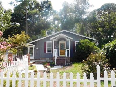 Little River SC Single Family Home Active-Pend. Cntgt. On Financi: $129,900