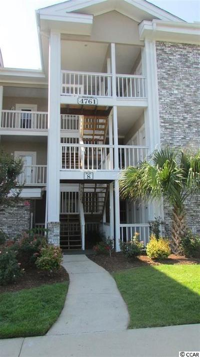 Myrtle Beach Condo/Townhouse For Sale: 4761 Wild Iris Dr #104