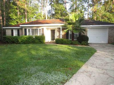 Myrtle Beach SC Single Family Home For Sale: $157,900