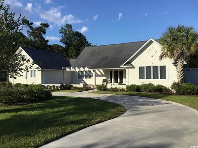 Pawleys Island SC Single Family Home For Sale: $610,000