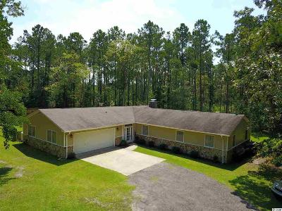 Conway Single Family Home For Sale: 2430 Old Coquina Road