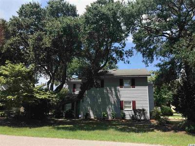 North Myrtle Beach Single Family Home For Sale: 115 Ash Street