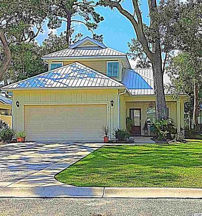 Murrells Inlet Single Family Home For Sale: 22 Ruth Street