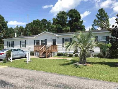 Conway Single Family Home For Sale: 1006 Conway Plantation Dr