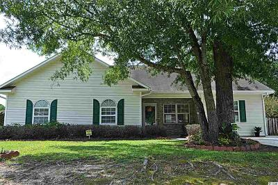 Myrtle Beach Single Family Home For Sale: 409 Lake Park Dr