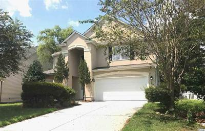 Myrtle Beach Single Family Home For Sale: 408 Blackberry Lane