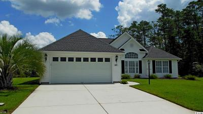Myrtle Beach SC Single Family Home For Sale: $200,000
