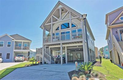 North Myrtle Beach Single Family Home For Sale: 915 Ocean Pines Court