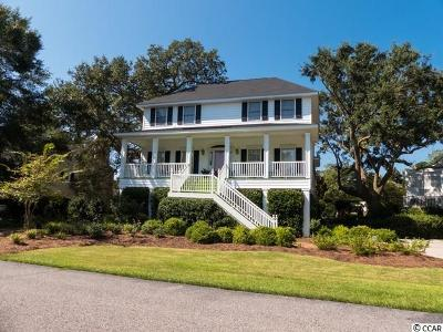 Murrells Inlet Single Family Home For Sale: 664 Wedgewood Drive