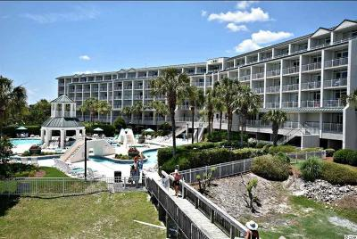 Pawleys Island Condo/Townhouse For Sale: 601 Retreat Beach Circle #120