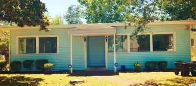 Myrtle Beach SC Single Family Home For Sale: $389,000
