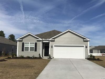 Myrtle Beach Single Family Home Active-Pend. Cntgt. On Financi: 5804 Cottonfield Ct.