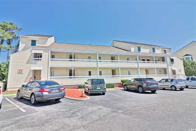 North Myrtle Beach Condo/Townhouse For Sale: 1100 Possum Trot #D-105