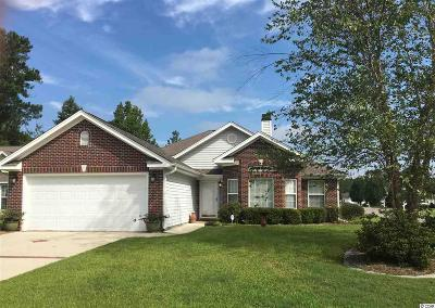 Myrtle Beach Single Family Home For Sale: 1400 Bent Twig Court